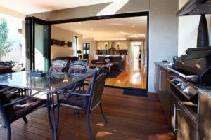 Patio and Living Room Doors
